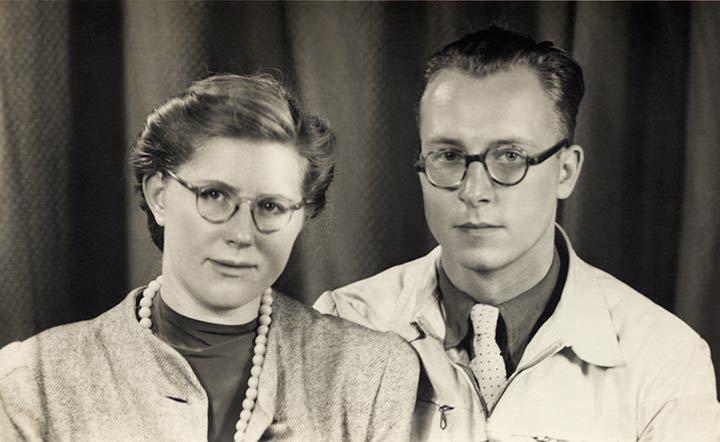 1946.EngagementphotoJanAnnabert1945Web