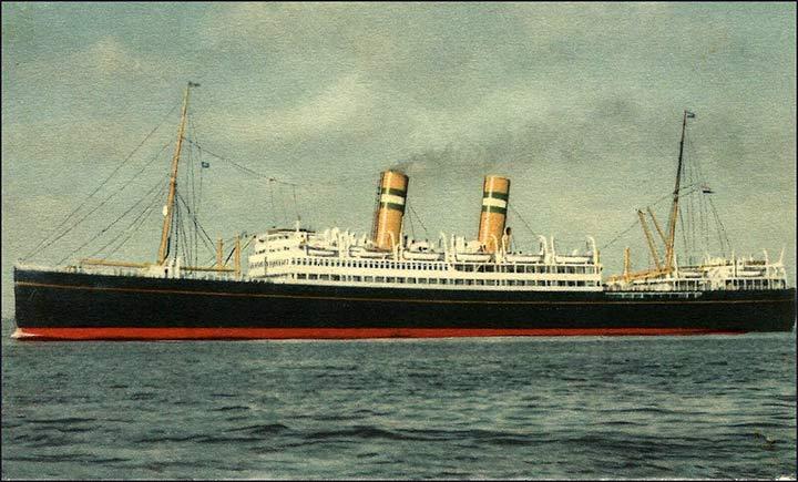 1951.Ship