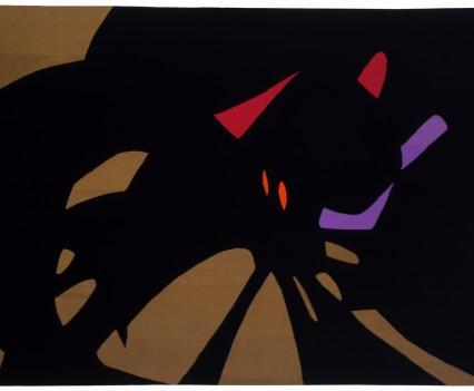 "Tempest Tantra, 1972 84"" x 132"""