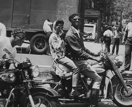Cyclones, M.C., Harlem, 1960
