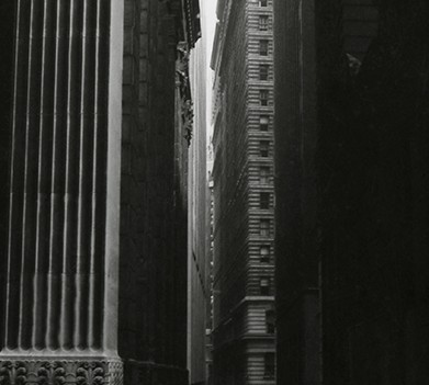 "Untitled, ""The Hanover Bank, Lower Manhattan, NYC 1960s"""