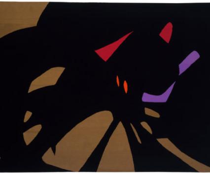 "Tempest Tantra 1972 84"" x 132"""
