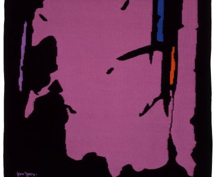 "Dawn, 1976 90"" x 94"""
