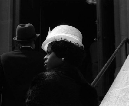 Wedding in Harlem – Hat, 1962-1963