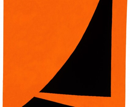 "Sail  Designed: 1977  Woven: 1978 96"" x 84"""