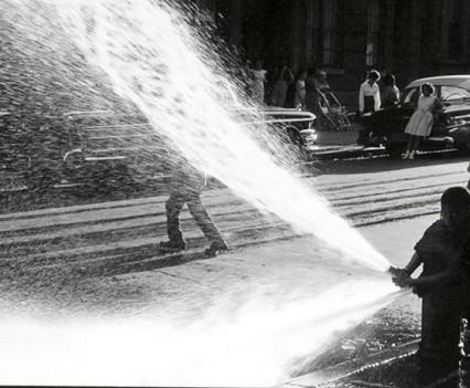 "Untitled, "" summer in Spanish Harlem, 1962-63"""