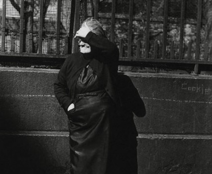"Untitled, "" Cookie, St Marks church 1961"""