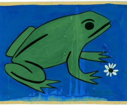 """Frog Guoache 7 - 3/8"""" x 10.5"""""""