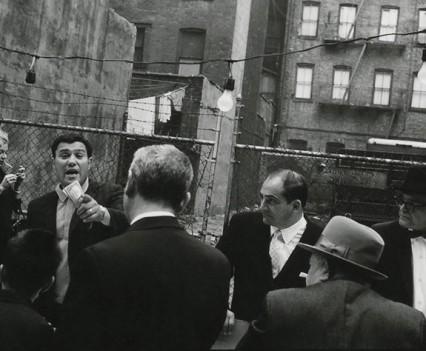 "Untitled, ""Festa San Gennaro  1963"""