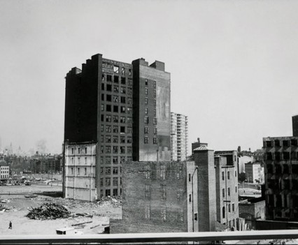 "Untitled, "" Lower East Side 1962"""