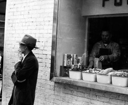 "Untitled, ""China Town NYC 1963"""