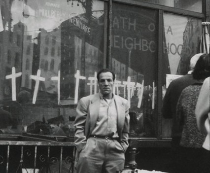 "Untitled, "" Death of a neighborhood, 1963"""