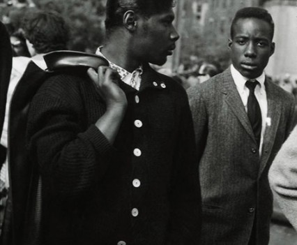 "Untitled, "" Well Dressed in the Park, 1961"""