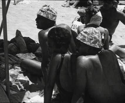 "Untitled, "" Friends, Coney Island 1962-63"""