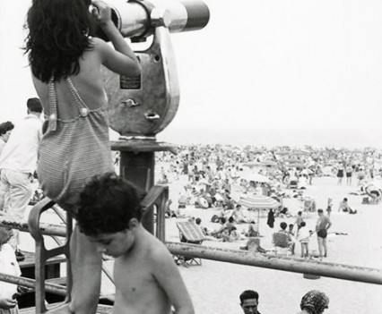 "Untitled,  ""Observing Coney Island 1962-63"""