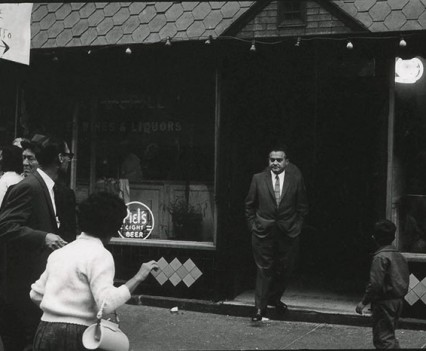 "Untitled, "" Wines and Liquors, 1963"""