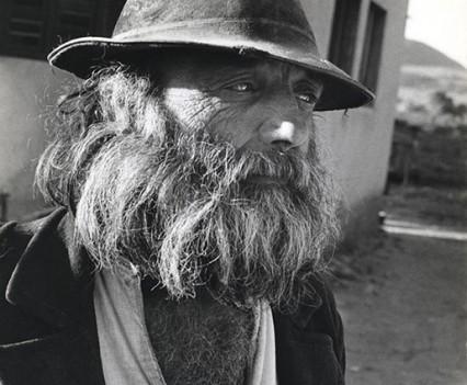 """""""Rudari man, Romania 1961"""""""