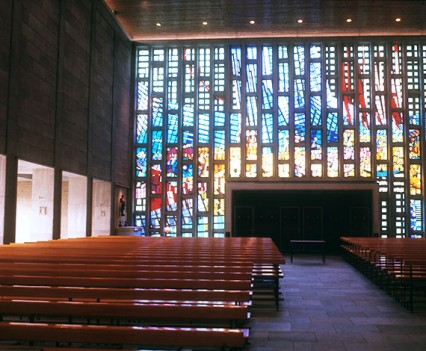 Het Steiger church in Rotterdam, Netherlands