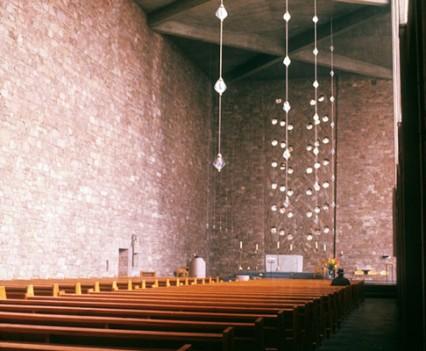 St. Anna. Duren, Germany. Schwarz