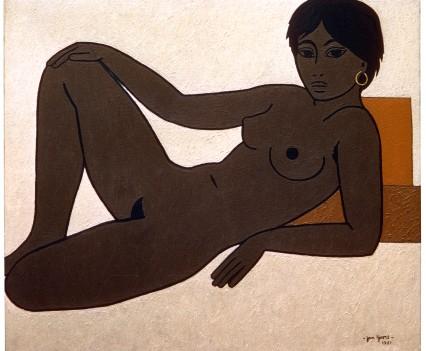 """Sphinx, 1961 42""""x48"""""""
