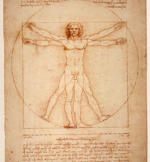 Artistic Influences: DaVinci