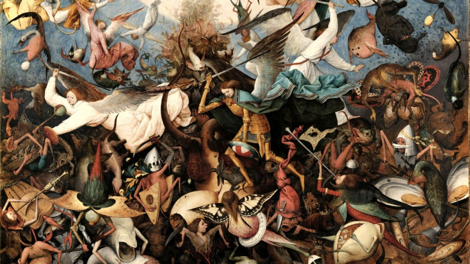 Artistic Influences: Pieter Bruegel